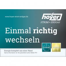 Hoyer Karte Strom- und Erdgasangebot