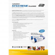 Finke Lubriplate Synxtreme FG-2 Doppelseitig Deutsch/English