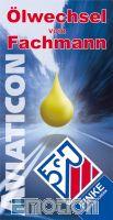 Fahne | Ölwechsel