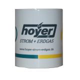 Hoyer Strom + Erdgas Kaffeetasse