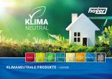 Hoyer Klimaneutralen Produkte